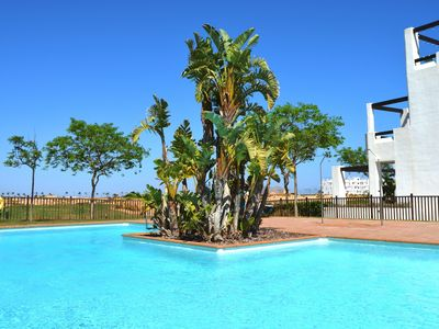 Photo for 2BR Apartment Vacation Rental in Torre-Pacheco, Murcia