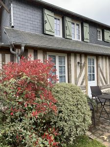 Photo for 1BR Cottage Vacation Rental in Honfleur, Calvados