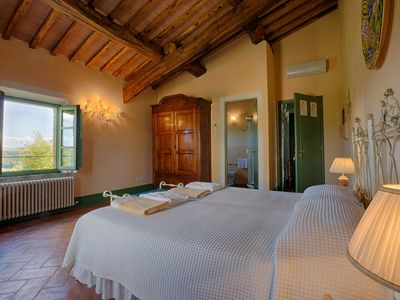 "Photo for Podere Salicotto: Arancino - ""Comfort"" double room"