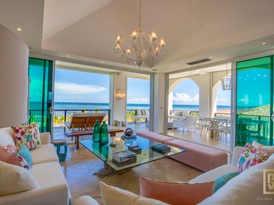 Photo for Luxury Penthouse Beachfront in Cap Cana - Chef incl. - sleeping 6
