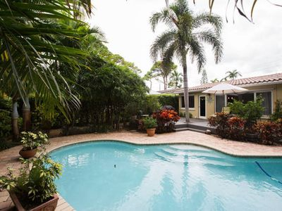 Photo for Paradise Awaits Located Minutes from Ft. Lauderdale Beaches and Las Olas