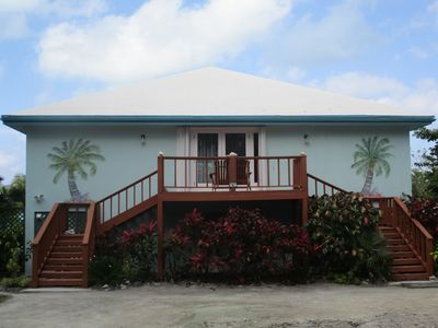 FAMILY BEACH APT - AWARD WINNING for 4+ & DIRECTLY on Hoopers Bay Beach  SP