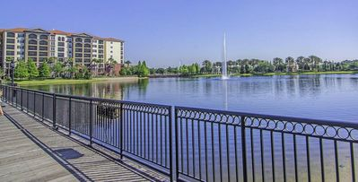 Photo for Hilton Grand Vacations at Tuscany Village Orlando 3 Bedroom Suite Sleeps 8