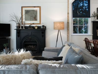 Photo for Ebony Twigg - Cosy and Stylish Getaway in Gorgeous Hepburn Springs