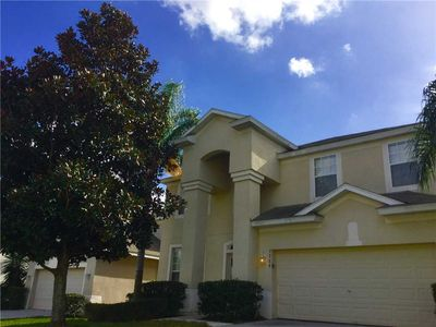 Photo for Luxury Disney Villa with South Facing Pool/Spa, WiFi, Game Room, 3 mi to Disney