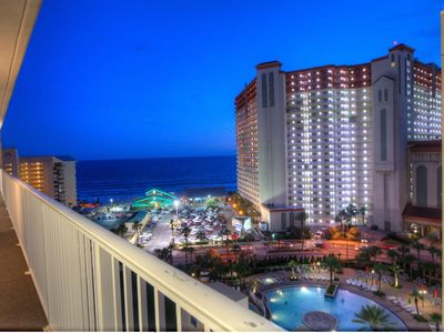 Photo for Laketown Wharf 913 -Ocean View , 1 BD, 2 BA , Amenities and Location