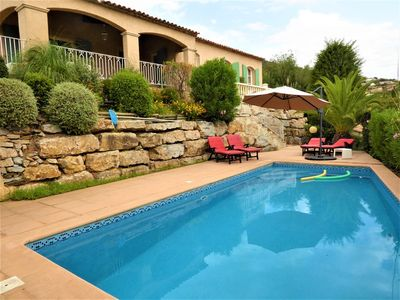 Photo for VILLA FOR 6 PEOPLE WITH POOL