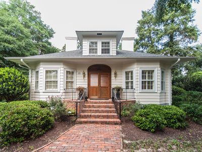 Photo for Historic Old Town, steps to dining, entertainment, golf 4BR/3.5BA pool WiFi