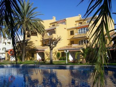 Photo for Apartment Dénia for 4 people with 2 rooms - Apartment
