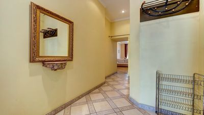 Photo for Spacious one bedroom apartment located in the historic center of St. Petersburg.