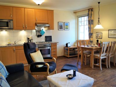 Photo for Close to the beach apartment in a quiet, yet central location - with balcony, Wi-Fi