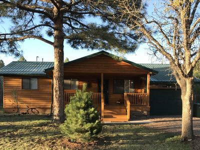 Photo for Lakeside-Pinetop Cabin