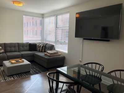 Photo for 2 bedroom pool house style suite next to the Staple and Center Convention Center