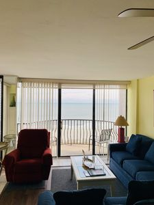 Cozy Oceanfront Condo with 2 Beachfront Balconies & Much More!!!
