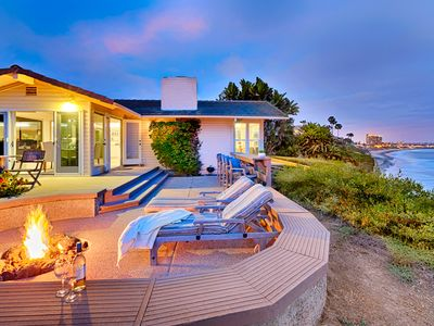 Photo for 25% OFF JUL - Oceanfront Home w/ Sweeping Whitewater Views