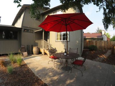Photo for Wine Country In-law Unit with Patio