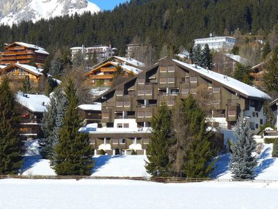 Photo for Apartment Belle-Rive in Crans-Montana - 5 persons, 2 bedrooms