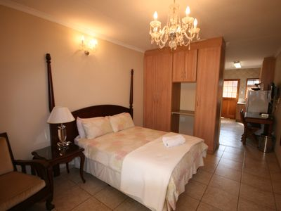 Photo for 1 bedroom self-catering accommodation in Fourways, Johannesburg (sleep 2)