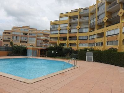Photo for Apartment Résidence Sopraland  in Cap d'Agde, Hérault - Aude - 4 persons, 1 bedroom