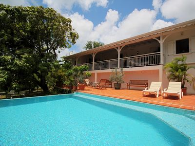 Photo for Charming villa with swimming pool (MQSA20)