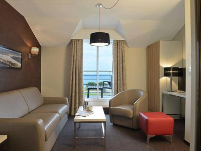 Photo for Résidence Thalasso Concarneau **** - 2 Rooms 2/4 People Sea View
