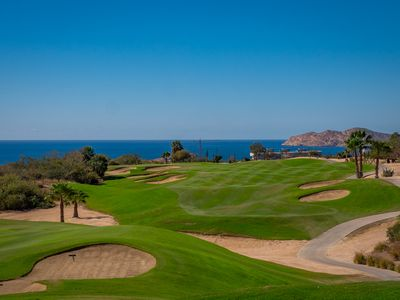 Photo for FAMILY SUMMER SPECIALS!! Beautiful 2 Bedroom Condo with gorgeous CABO REAL GOLF COURSE and SEA OF