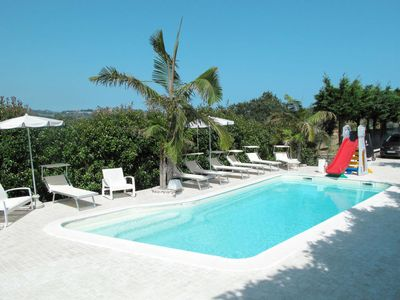 Photo for 6 bedroom Villa, sleeps 14 in Caramagna Ligure with Pool, Air Con and WiFi