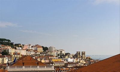 Photo for Chiado Apartments - Magnificent View Apartment in Historic Lisbon