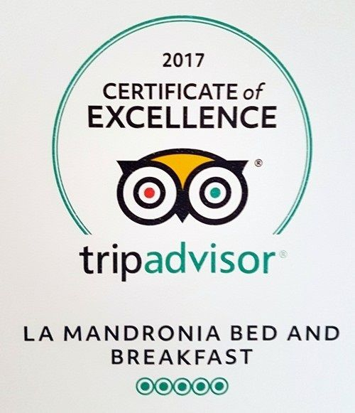 Bed & Breakfast: La Mandronia Bed&Breakfast