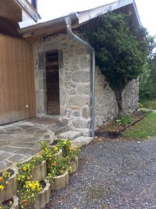 Photo for Trappeur typical chalet in the heart of Bauges near Lake Annecy and station