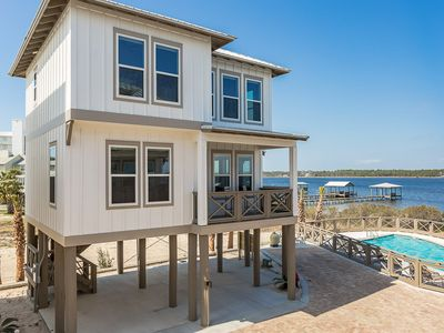 Photo for HAVE A BALL with Kaiser in Tortuga Daybreak: 2 BR/2 BA House in Gulf Shores Sleeps 7