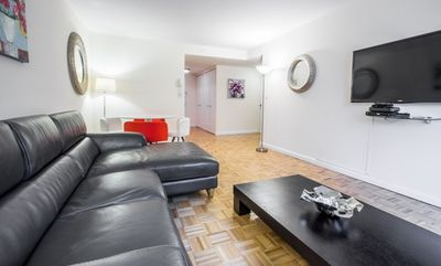 Photo for MURRAY HILL 1-BEDROOM APARTMENT WITH GYM