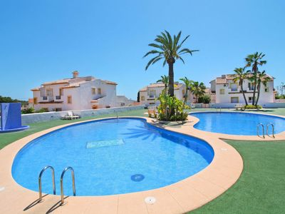Photo for Vacation home Residencial Pta. de Calpe (CLP262) in Calpe/Calp - 7 persons, 3 bedrooms