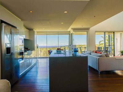 Photo for Luxury beach home with ocean views