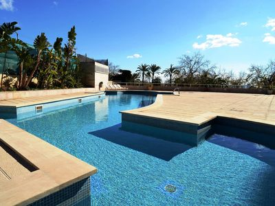 Photo for CAP3. With sea views and swimming pool.