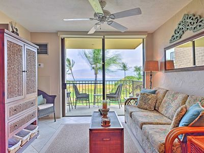 Photo for Sweeping Oceanfront View Condo in North Kihei!