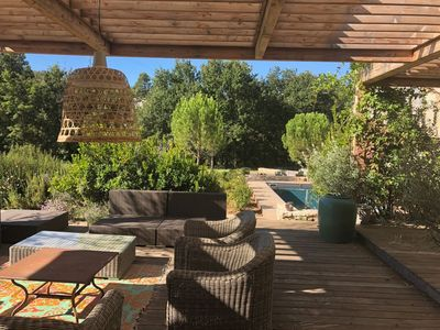 Photo for Family house in the heart of Luberon