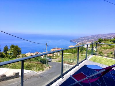 Photo for Casa Raio Verde - Central location on the island and FANTASTIC sea views