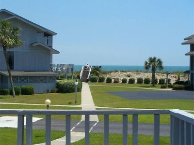 Photo for Inlet Point 7A: 4 BR / 4 BA south litchfield in Pawleys Island, Sleeps 8