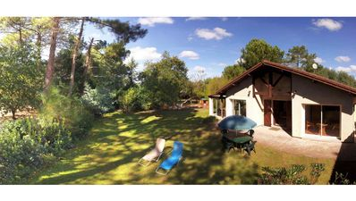 Photo for Villa with large garden - Bassin d'Arcachon