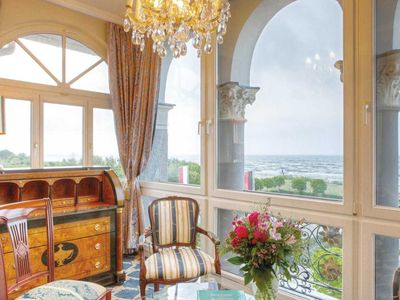 Photo for Senior Suite with Sea View - SEETELHOTEL Ahlbecker Hof