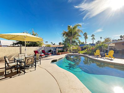 Pool - Welcome to Phoenix! Your rental is professionally managed by TurnKey Vacation Rentals.