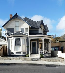 Photo for Charming Victorian at Lover's Point-fabulous water views-walk to everything!