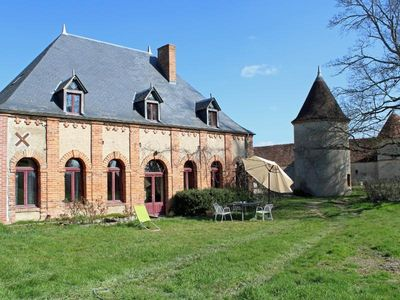 Photo for 2BR House Vacation Rental in Trézelles