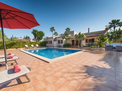 Photo for Vacation home El Roser  in Inca, Mallorca - 8 persons, 4 bedrooms