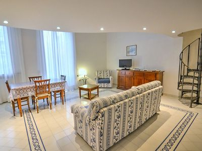 Photo for Casa Graziella F: An apartment located in the center of Sorrento, with Free WI-FI.