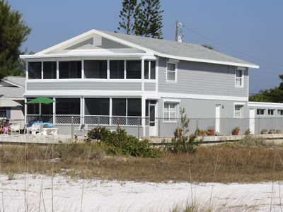 Photo for The Perfect Gulf Front Vacation, Directly on the Beach!