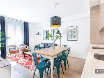Photo for Friendly Rentals The Bravo IX apartment in Madrid