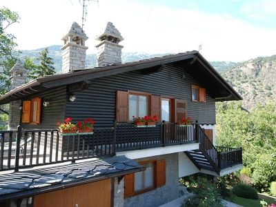 Photo for 4BR Apartment Vacation Rental in Rochefort, Valle d'Aosta