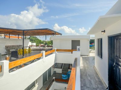 Photo for Condo on Rooftop, Small Pool, Free Wifi, Air Conditioning, Cable, New (#20)